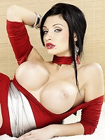 See the naughty side of porn queen Aletta Ocean